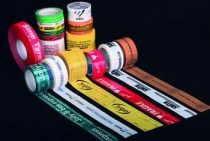 2 színnel nyomott Hot-melt csomagoló szalag  50mmx66m