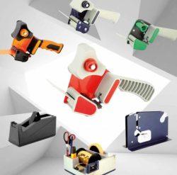 Kézi és asztali ragasztószalag adagoló gépek