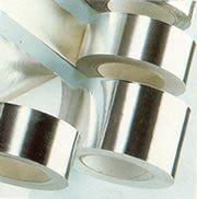 aluminium szalag PE védőfóliával  50x100