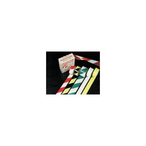 Kétszínű padlójelölő szalag 50x33