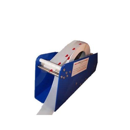 Asztali fólia korong adagoló gép