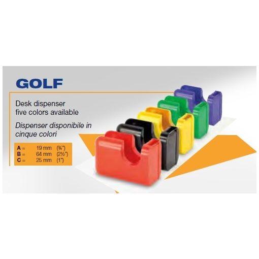 Golf asztali celux adagoló